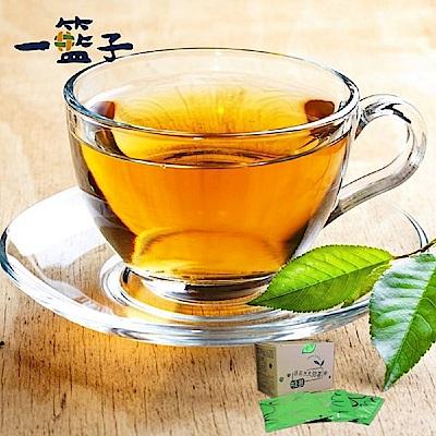 一籃子 慈耕-有機天然綠茶-茶包(1盒12包,共3盒)