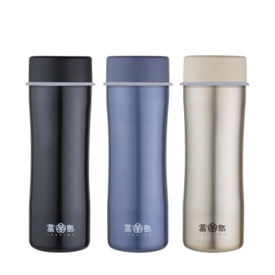(買一送一)FUSHIMA富島 伊瓷真瓷內膽真空保溫瓶400ML