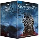 冰與火之歌:權力遊戲 全套典藏版  藍光 BD