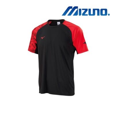 Mizuno 美津濃 男足球短袖T恤 P2TA900196