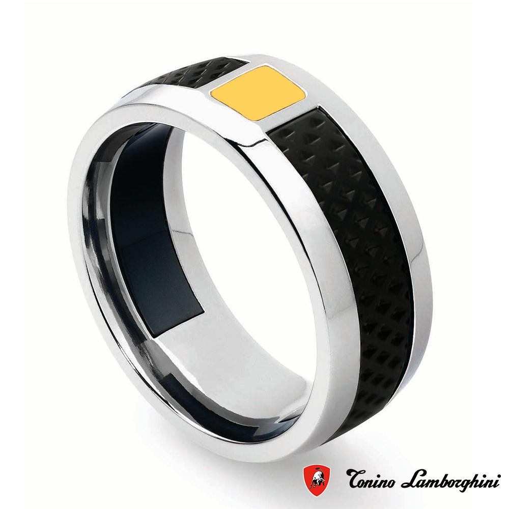 藍寶堅尼IL PRIMO Yellow Ring 戒指(美國戒圍8~12可挑)