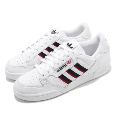 adidas 休閒鞋 Continental 80 男鞋 愛迪達 三葉草 皮革鞋面 基本款 穿搭 白 藍 FX5090