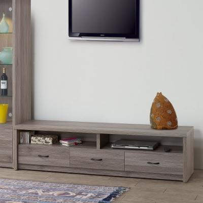 MUNA 伊莉6尺電視櫃/長櫃(不含展示櫃) 182X45X48cm
