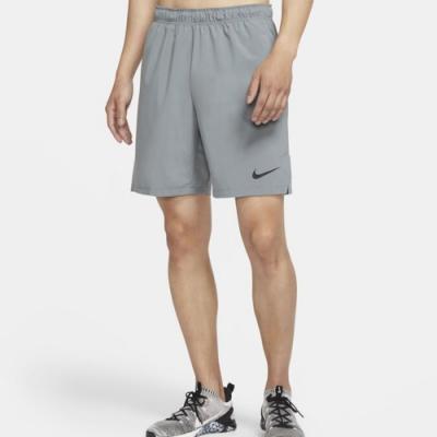 NIKE 短褲  籃球 休閒 慢跑 運動  男款 灰 CU4946084 AS M NK FLX SHORT WOVEN 3.0
