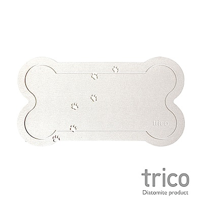 Trico 瞬吸珪藻土寵物墊-灰