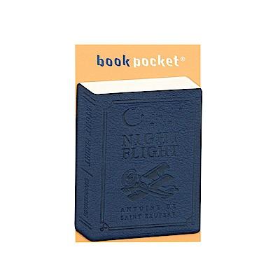 bookfriends 書本口袋貼紙-夜航
