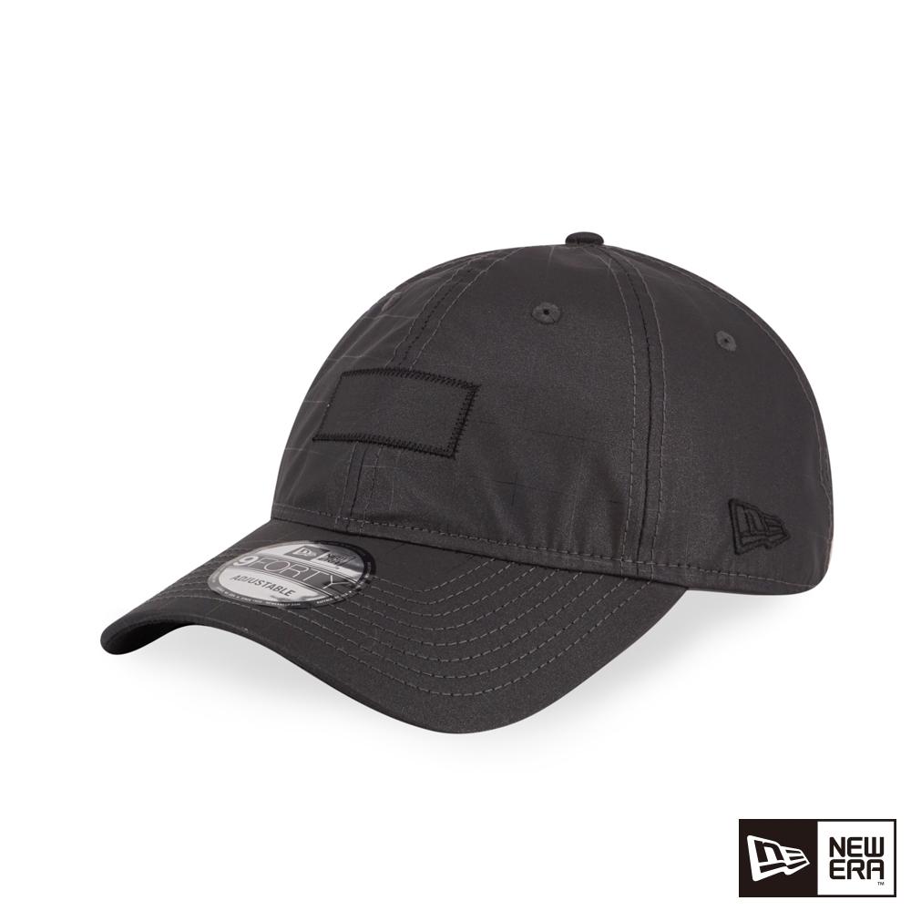 NEW ERA 9FORTY 940UNST 反光布料 黑 棒球帽