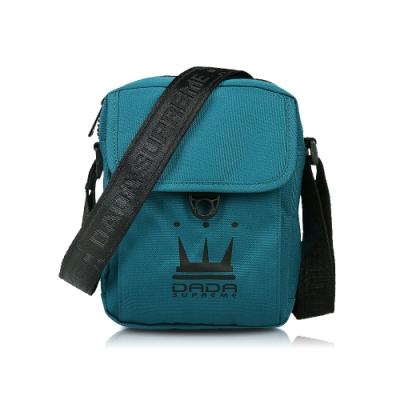 【DADA】DADA SIDE PACK側背小包 -藍綠