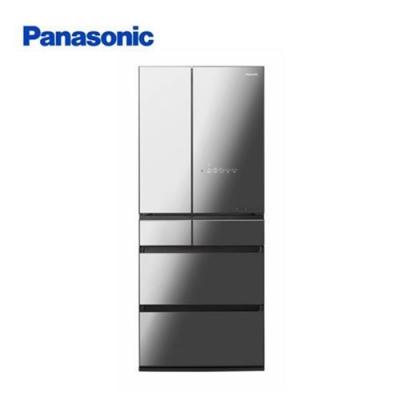 Panasonic 國際牌 日製六門650L變頻電冰箱 NR-F655WX