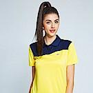 Londa Polo雙細條紋布女版短POLO衫P196207