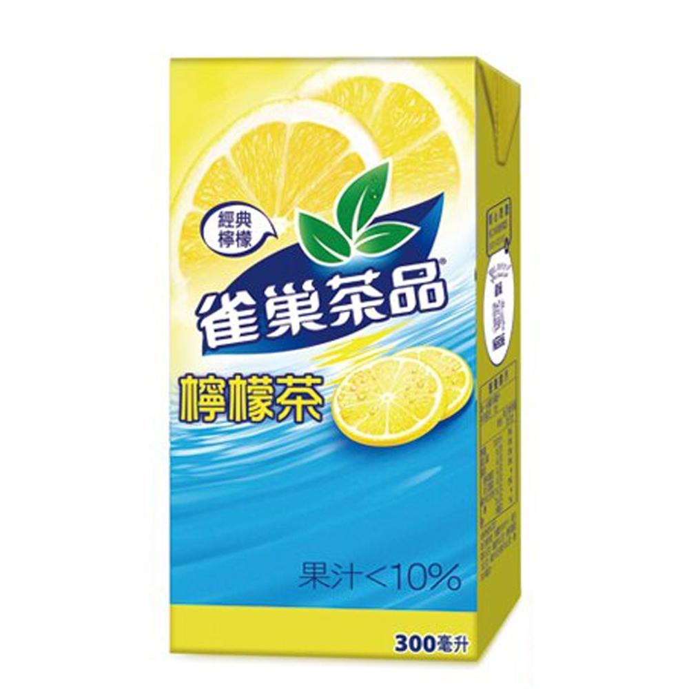 雀巢茶品 檸檬茶(300mlx6入)
