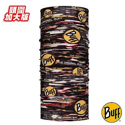 《BUFF》Plus加大版經典頭巾-狂熱BUFF BF118818-555