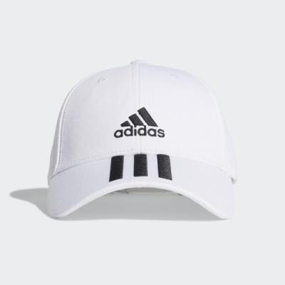 ADIDAS 棒球帽  帽子 老帽 白 FQ5411