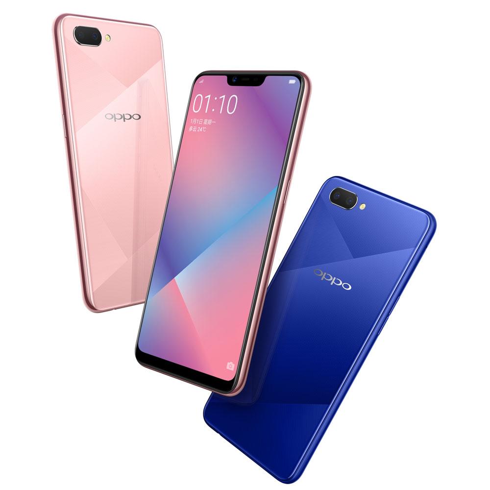 OPPO AX5 (3G/64G) 6.2吋全螢幕智慧手機