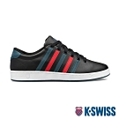 K-SWISS Court Pro II CMF休閒運動鞋-男-黑/藍/紅