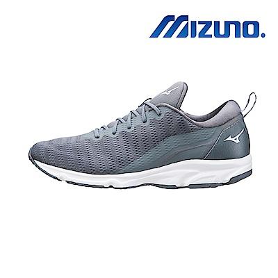 MIZUNO-EZRUN-TO-男慢跑鞋-休閒鞋