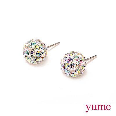 YUME 閃石耳環(大)