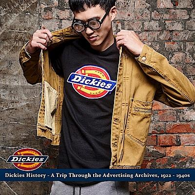 DICKIES 經典logo短T 美式工裝 工作服 全新真品 吊牌