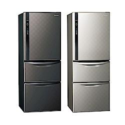 [無卡分期12期]Panasonic國際牌 468L 1級變頻3門電冰箱 NR-C479HV