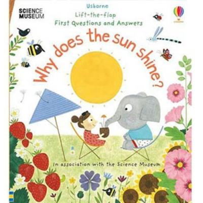 Why Does The Sun Shine? 為什麼太陽公公會升起?翻翻學習書
