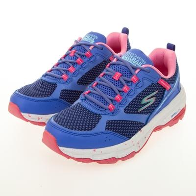 SKECHERS 女慢跑系列 GORUN TRAIL ALTITUDE 防潑水鞋面 - 128205BLPK