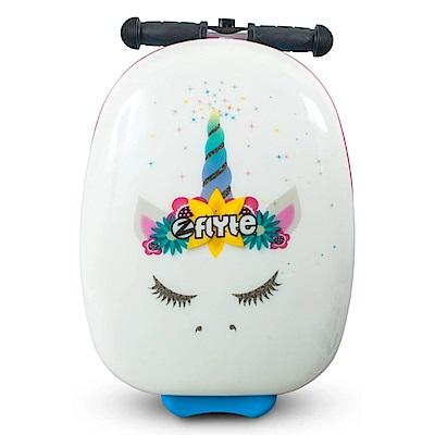 【Zinc Flyte 多功能滑板車】--克洛伊獨角獸