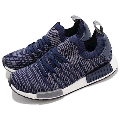 adidas休閒鞋NMD R1 STLT襪套男鞋