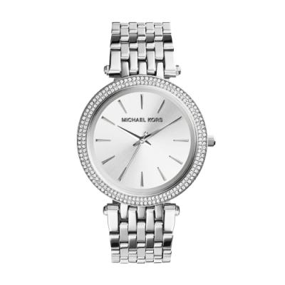 MICHAEL KORS時尚紐約風簡約腕錶/MK3190