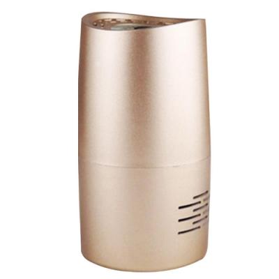 美樂麗 流線杯型 奈米光觸媒負離子過濾 USB空氣清淨機 AC-100