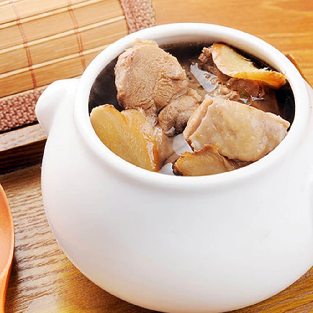 任選_膳食家 麻油雞獨享盅(420g)