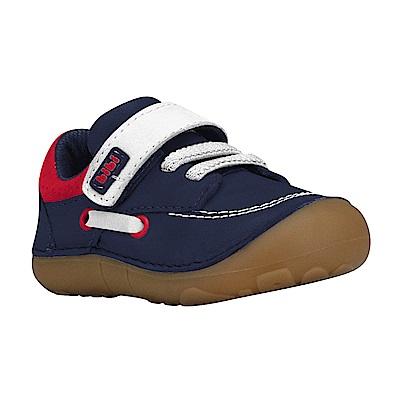 巴西BiBi童鞋_休閒款-藍白色984016