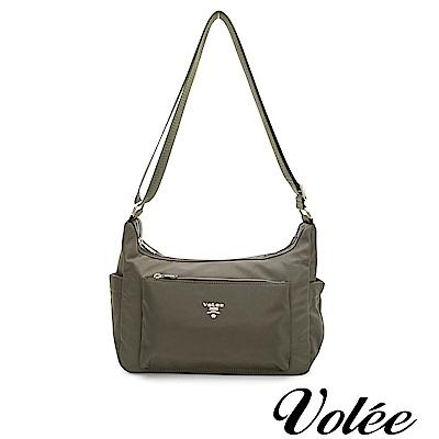 Volee好旅行系列隨行肩背包-愛爾蘭綠