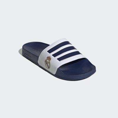ADIDAS 拖鞋 運動 休閒 游泳 男鞋 藍白 FW7073 Adilette Shower