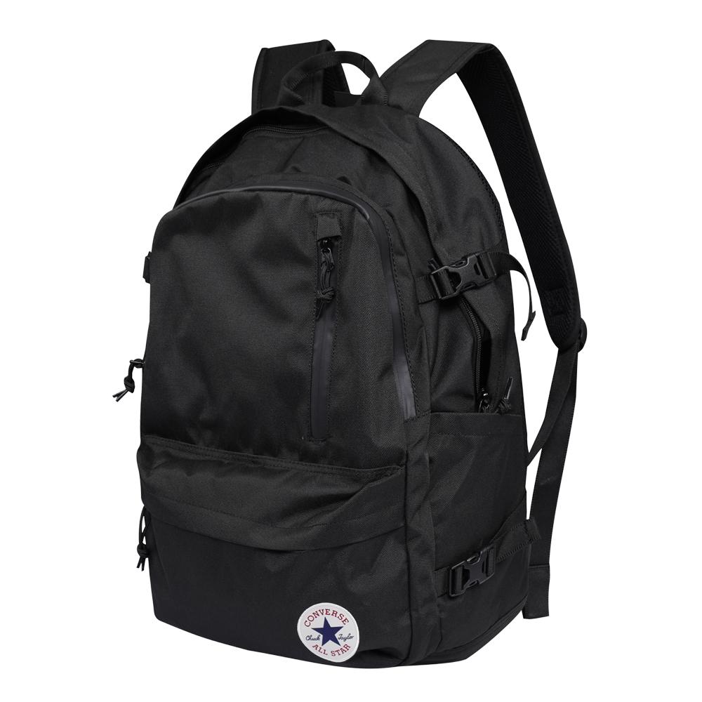 CONVERSE-後背包-黑-10007784-A01