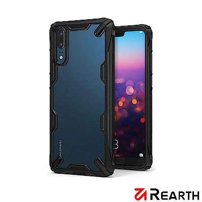 Rearth 華為 P20 Pro(Ringke Fusion X) 高質感保護...
