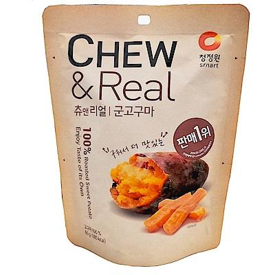 韓國清淨園 CHEW烤地瓜條(60g)