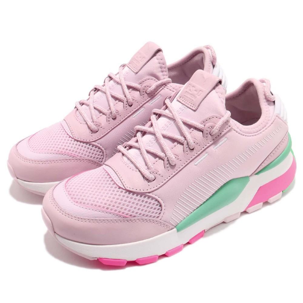 Puma 慢跑鞋 RS-0 Play 運動 女鞋 @ Y!購物