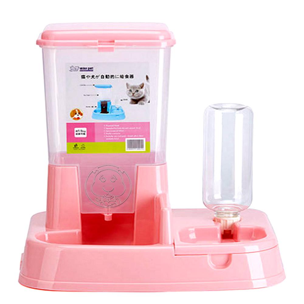 dyy》半自動餵食飲水器(大大節省餵食時間)