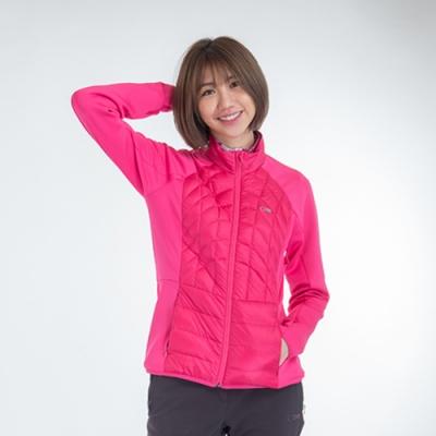 法國【EiDER】 / 女輕量保暖透氣羽絨外套 / EIT2707-桃紅