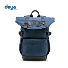 deya 零侷限小摺後背包-藍