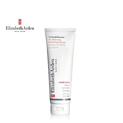 Elizabeth Arden 伊麗莎白雅頓 煥采活顏平衡淨化洗面乳125ml