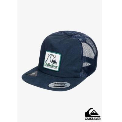 【QUIKSILVER】SHARP TINSEL 棒球帽 海軍藍