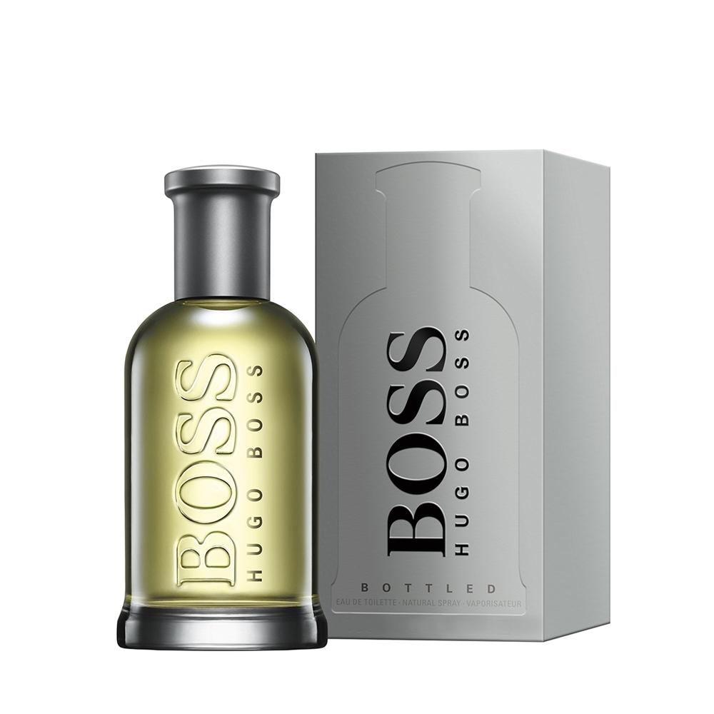 Hugo Boss Bottled 自信男性淡香水50ml EDT-國際航空版