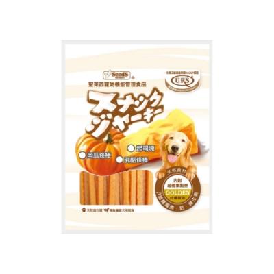 SEEDS聖萊西-寵物機能管理食品黃金系列-南瓜條棒 280g (PKJ-280)