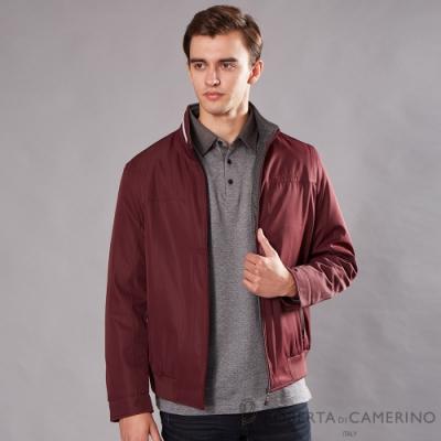 ROBERTA諾貝達 溫暖舒適 保暖輕舖棉夾克外套 酒紅