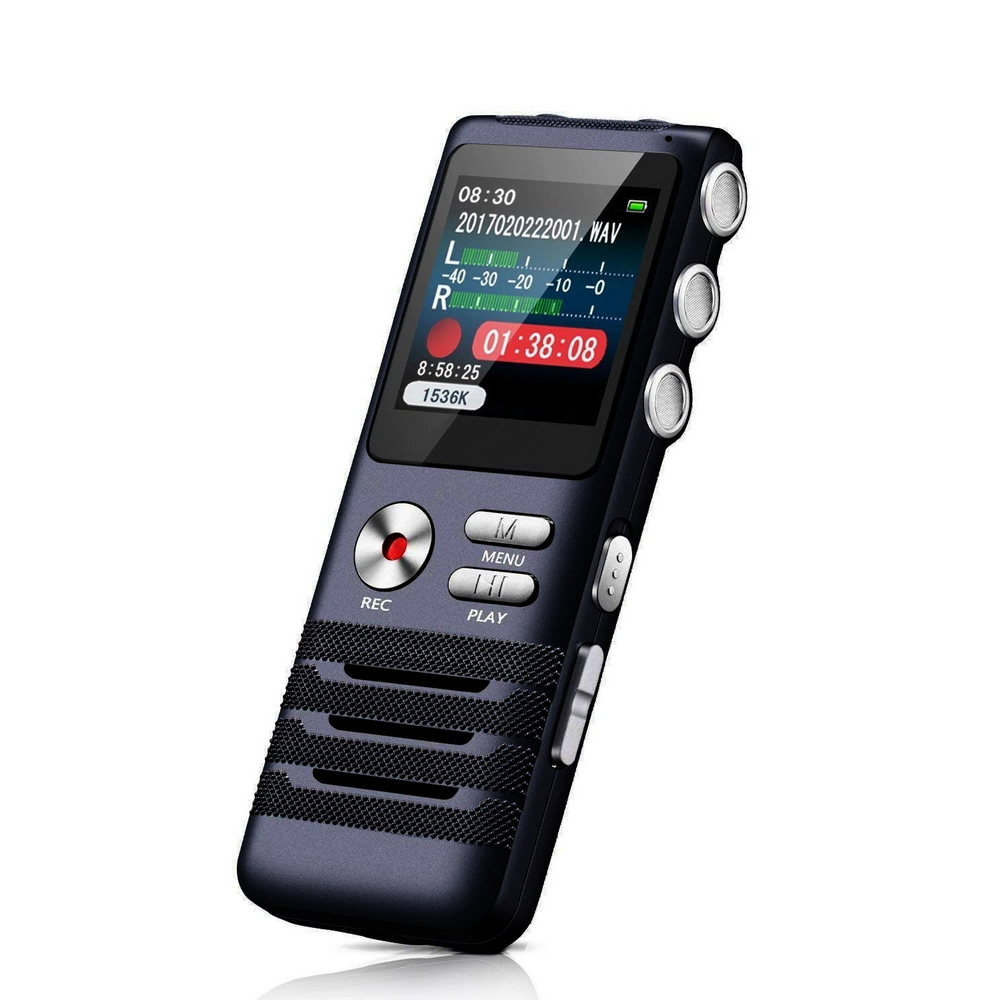 【INJA】A800高階錄音筆16G
