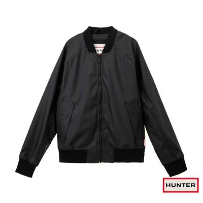 HUNTER - 男裝 - 輕量橡膠夾克 - 黑