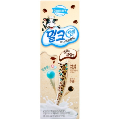 DONGWON 神奇吸管-奶油餅乾風味(35g)