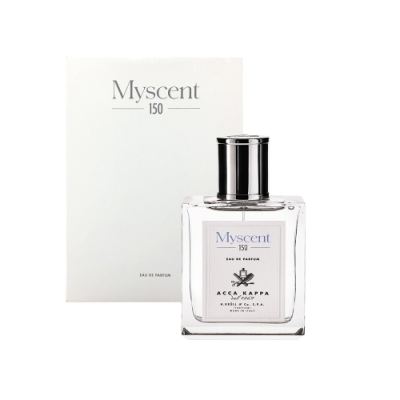 Acca Kappa 150週年限量款 Myscent我的香味淡香精100ml
