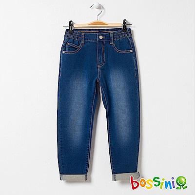 bossini女童-舒適牛仔褲02靛藍 @ Y!購物